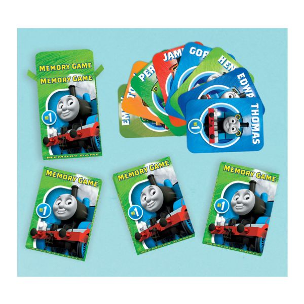 Thomas & Friends Memory Game